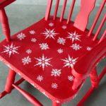 Slik lager du julestolen