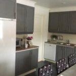 Nytt kjøkken med Vintro kalkmaling for 1500 kr!