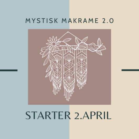 mystisk makrame 2.0